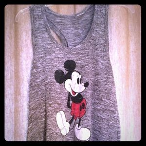 Adorable Mickey Tank NWOT